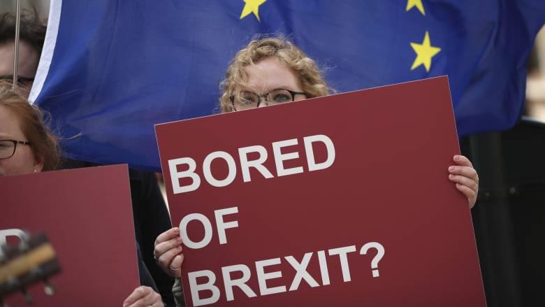 ΕΕ: Η Βρετανία δεν θα αποφύγει τους δασμούς αν αποχωρήσει χωρίς συμφωνία