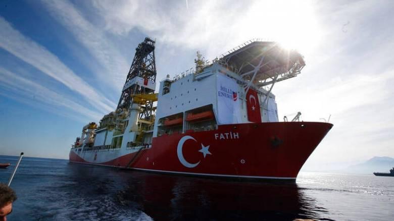 Κυπριακή ΑΟΖ: Κλιμακώνει την ένταση η Τουρκία - Ο «Πορθητής» ξεκίνησε γεώτρηση παρά τις αντιδράσεις