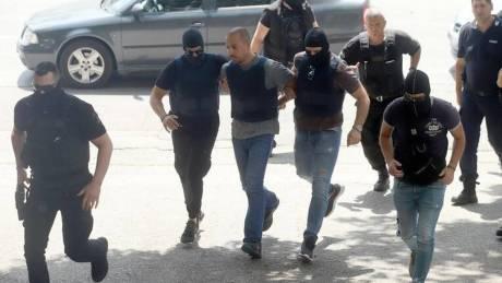 Ληστεία στο ΑΧΕΠΑ: «Καθαρά» τα όπλα των Σακκά - Δημητράκη (pics)