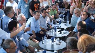 Τσίπρας από Ρόδο: Κάναμε λάθη, λάβαμε το μήνυμα ευρωεκλογών (pics)