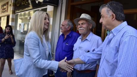 Γεννηματά: O ελληνικός λαός δεν έχει ψηφίσει, δεν έχει πει την τελευταία του λέξη