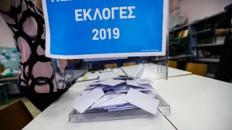 Εκλογές 2019 - Δημοσκόπηση: Πώς διαμορφώνονται τα ποσοστά των κομμάτων