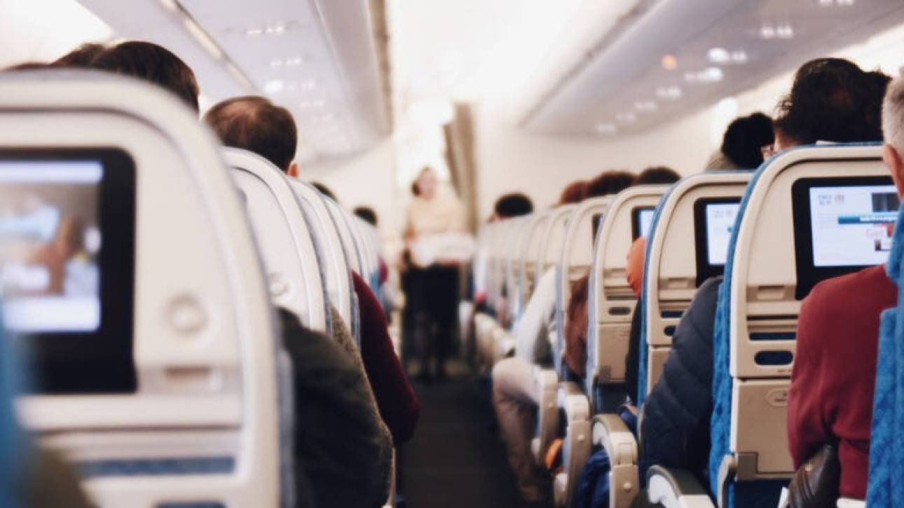 Πανικός σε πτήση λόγω επιβάτη που ήταν σε κατάσταση αμόκ