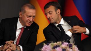 Οργή Ερντογάν για Μακρόν: Είναι ατζαμής - Έχουμε δικαιώματα στην Κύπρο και δεν υποχωρούμε