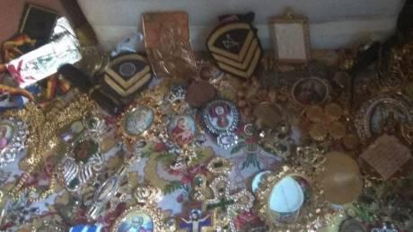 Άγιο Όρος: Είχε κλέψει κι άλλες μονές ο 56χρονος Ρουμάνος
