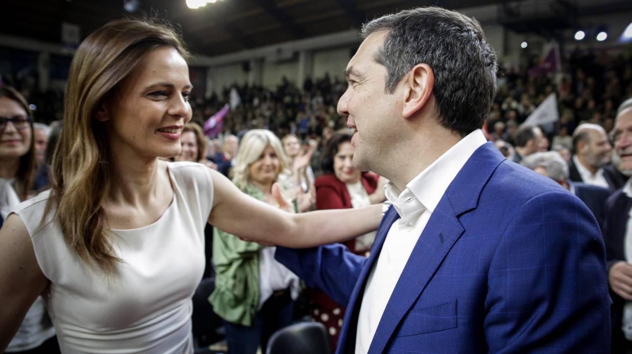 ΣΥΡΙΖΑ: Η Έφη, το πρόγραμμα και ο φόβος