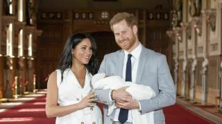 Γιορτή του Πατέρα 2019: Η τρυφερή φωτογραφία του πρίγκιπα Χάρι με τον γιο του