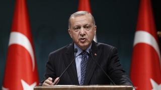 Ερντογάν για γεωτρήσεις: Ποιον θα συλλάβετε; Θα γλείφετε μόνο την παλάμη σας