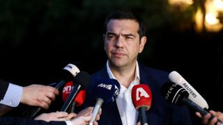 Τσίπρας: Όποιος παραβιάσει τα κυριαρχικά δικαιώματα Ελλάδας – Κύπρου θα έχει συνέπειες