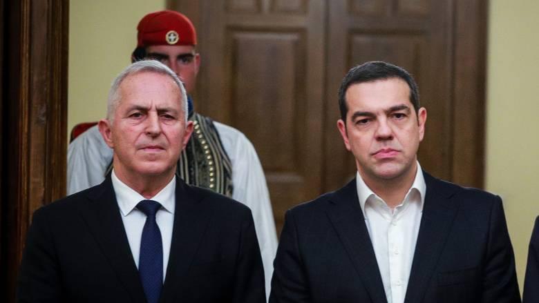 Εκλογές 2019: Δεν θα είναι υποψήφιος στις εθνικές εκλογές ο Ευάγγελος Αποστολάκης