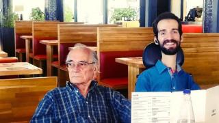 Συγκινεί η ανάρτηση Κυμπουρόπουλου για τον πατέρα του: Δίνει τη ζωή του για τη ζωή μου