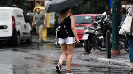 Έρχονται βροχές, καταιγίδες και χαλάζι – Πώς θα επιστρέψουν οι εκδρομείς του Αγίου Πνεύματος