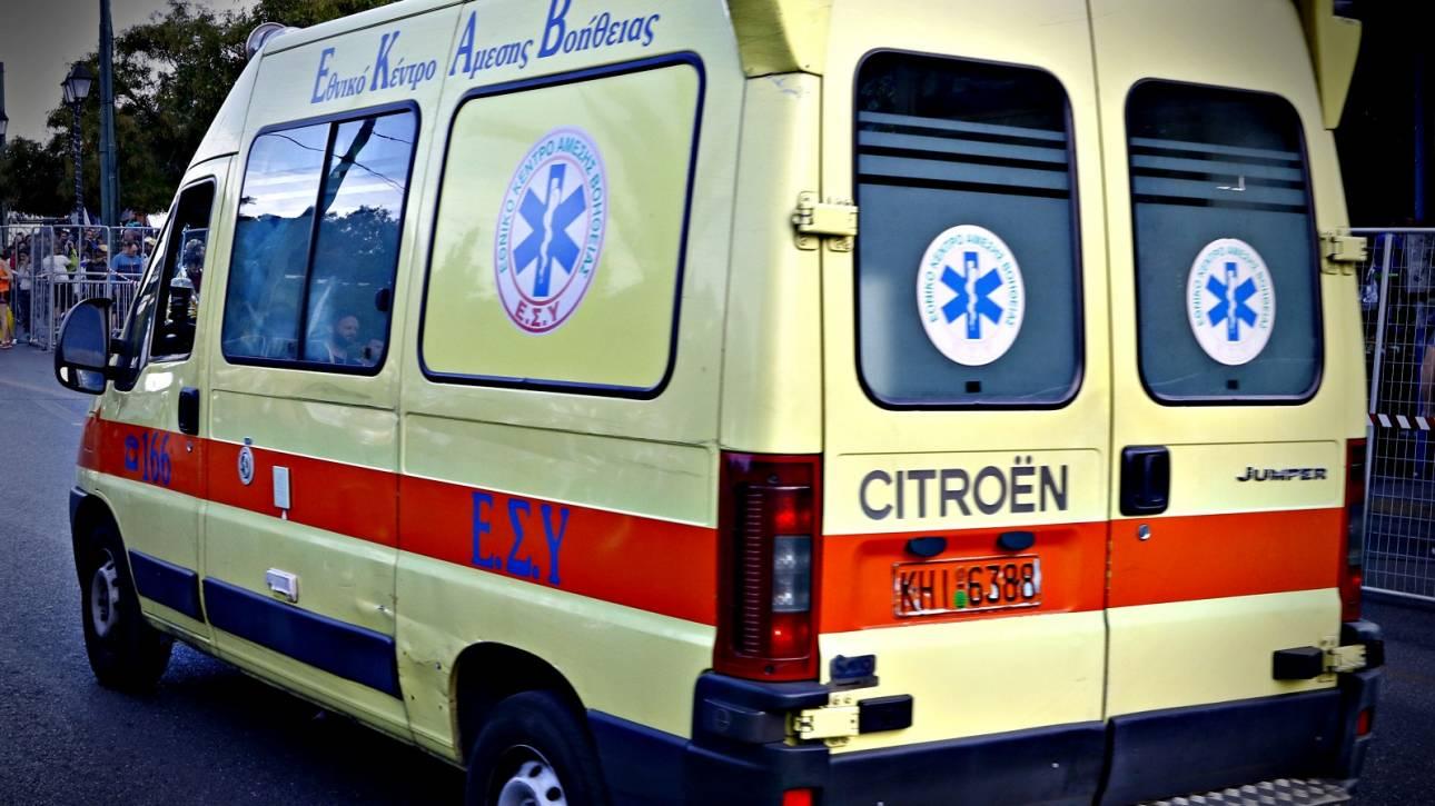 Τρίχρονο αγοράκι νοσηλεύεται στο Παίδων με σοβαρά εγκαύματα από καυτό νερό
