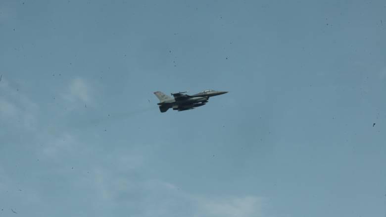 Νέο «μπαράζ» παραβιάσεων από τουρκικά αεροσκάφη στο Αιγαίο