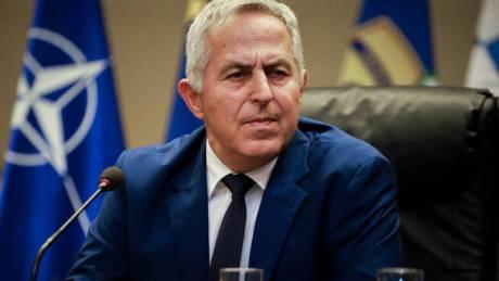 Αποστολάκης: Είμαστε προετοιμασμένοι για τουρκικές παραβιάσεις και στην ελληνική ΑΟΖ