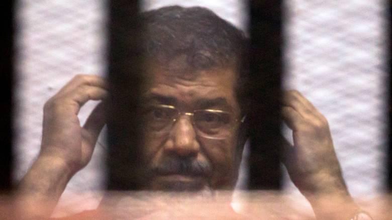 Αίγυπτος: Ο πρώην πρόεδρος Μοχάμεντ Μόρσι πέθανε από καρδιακή ανακοπή