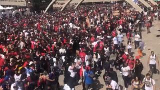 Βίντεο: Σκηνές πανικού στο Τορόντο μετά τους πυροβολισμούς στην γιορτή των Ράπτορς