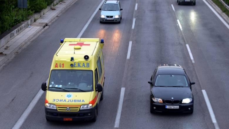 Νεκρή 56χρονη που παρασύρθηκε από αυτοκίνητο στην Αθηνών - Λαμίας