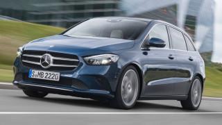 Η ολοκαίνουργια Mercedes B-Class επαναπροσδιορίζει την εικόνα των πολυμορφικών