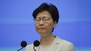 Χονγκ Κονγκ: Ακόμη μία «συγγνώμη» της Κάρι Λαμ μετά από τις βίαιες διαδηλώσεις