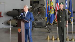 Αποστολάκης: Οι Ένοπλες Δυνάμεις εγγυητές της ειρήνης και της διασφάλισης της εδαφικής ακεραιότητας