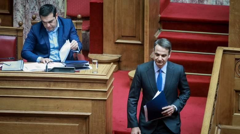 «Πόλεμος» ΣΥΡΙΖΑ - ΝΔ για το debate: «Τι φοβάται ο κ. Μητσοτάκης;»