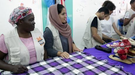 Παγκόσμια Ημέρα Προσφύγων: Ο εθελοντισμός είναι μια επιστροφή στην κανονικότητα