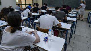 Πανελλήνιες εξετάσεις 2019: Αυτά είναι τα θέματα στα μαθήματα ειδικότητας των ΕΠΑΛ