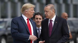 Οι ΗΠΑ εξετάζουν κυρώσεις κατά της Τουρκίας για τους S-400