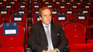 Ελεύθερος ο Μισέλ Πλατινί μετά από μαραθώνια ανάκριση
