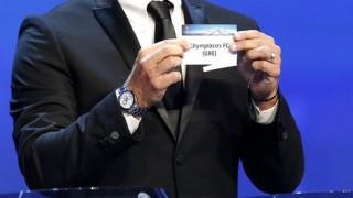 Champions League: Με ποια ομάδα κληρώθηκε ο Ολυμπιακός