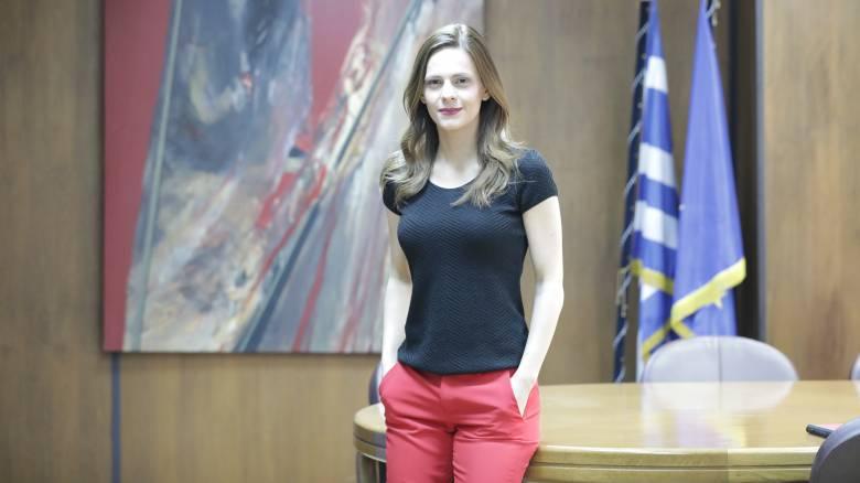 Έφη Αχτσιόγλου στο CNN Greece: Δεν θα επιτρέψουμε τουρκικές έρευνες στην ελληνική ΑΟΖ