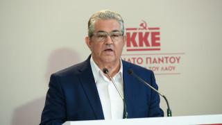 Το ψηφοδέλτιο Επικρατείας του ΚΚΕ ανακοίνωσε ο Κουτσούμπας
