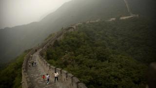 Έγραψαν ιστορία ως οι πρώτοι που διέσχισαν το Σινικό Τείχος-Τώρα κάνουν το παν για την προστασία του