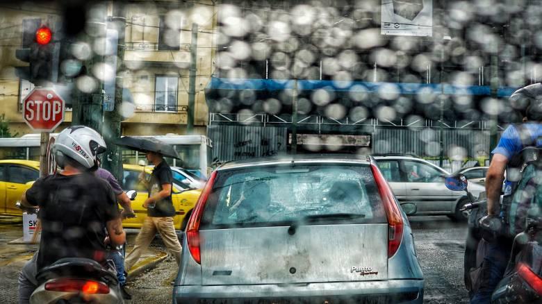Καιρός: Συνεχίζονται οι καταιγίδες και την Πέμπτη - Πού και πότε θα «χτυπήσουν»