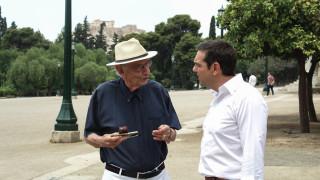 Τσίπρας: Είσαι ένας διανοούμενος - Βασιλικός: Επιβράβευση η πρότασή σας