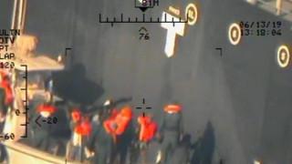 ΗΠΑ για επίθεση σε τάνκερ στον Κόλπο του Ομάν: Δαχτυλικά αποτυπώματα και νάρκη δείχνουν Ιράν