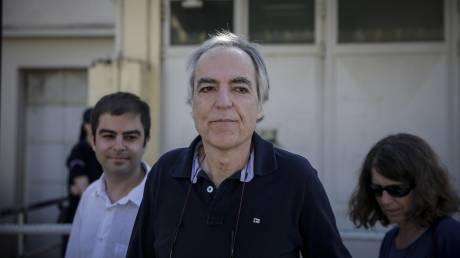 Δημήτρης Κουφοντίνας: Να μην του χορηγηθεί νέα άδεια εισηγείται η Εισαγγελία Βόλου