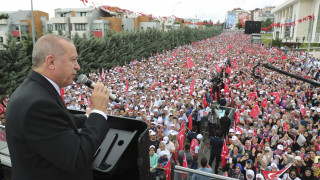 Ερντογάν: Το 1453 άρχισαν οι κατακτήσεις της καρδιάς μας, μην δώσουμε την Πόλη στους Έλληνες