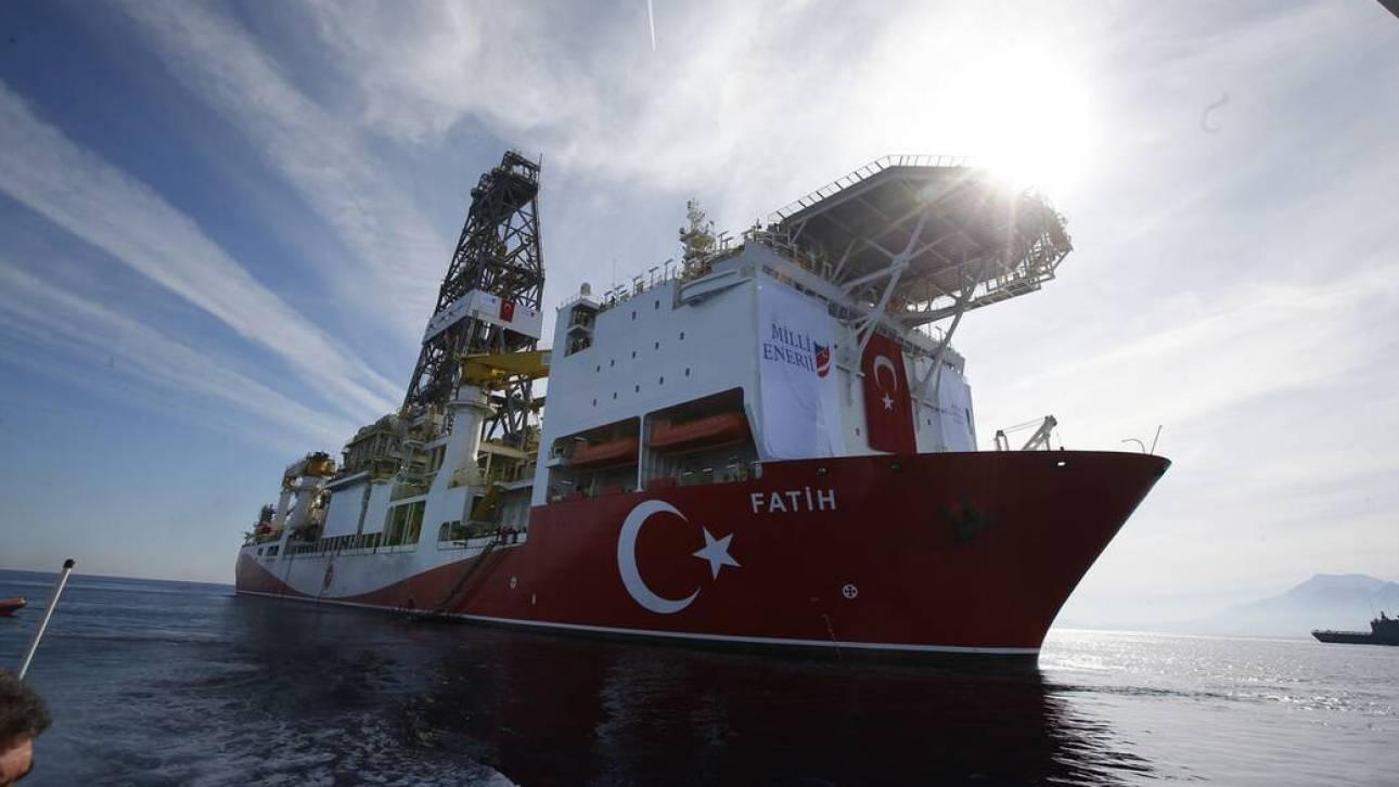 «Μήνυμα» ΕΕ σε Κύπρο για την Τουρκία: Ο Αναστασιάδης μπορεί να βασίζεται στην αλληλεγγύη μας