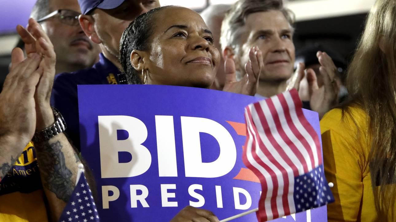 Προεδρικές εκλογές ΗΠΑ: Ο Τζο Μπάιντεν προηγείται του Ντόναλντ Τραμπ - Τι δείχνουν οι δημοσκοπήσεις