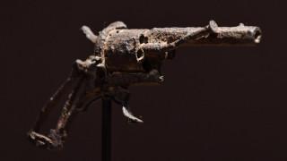 Έναντι 130.000 ευρώ πουλήθηκε το ρεβόλβερ με το οποίο αυτοκτόνησε ο Βαν Γκογκ (pics)