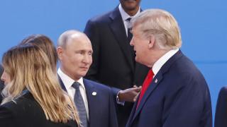 Συναντήσεις Τραμπ με Πούτιν και Σι Τζινπίνγκ στην G20