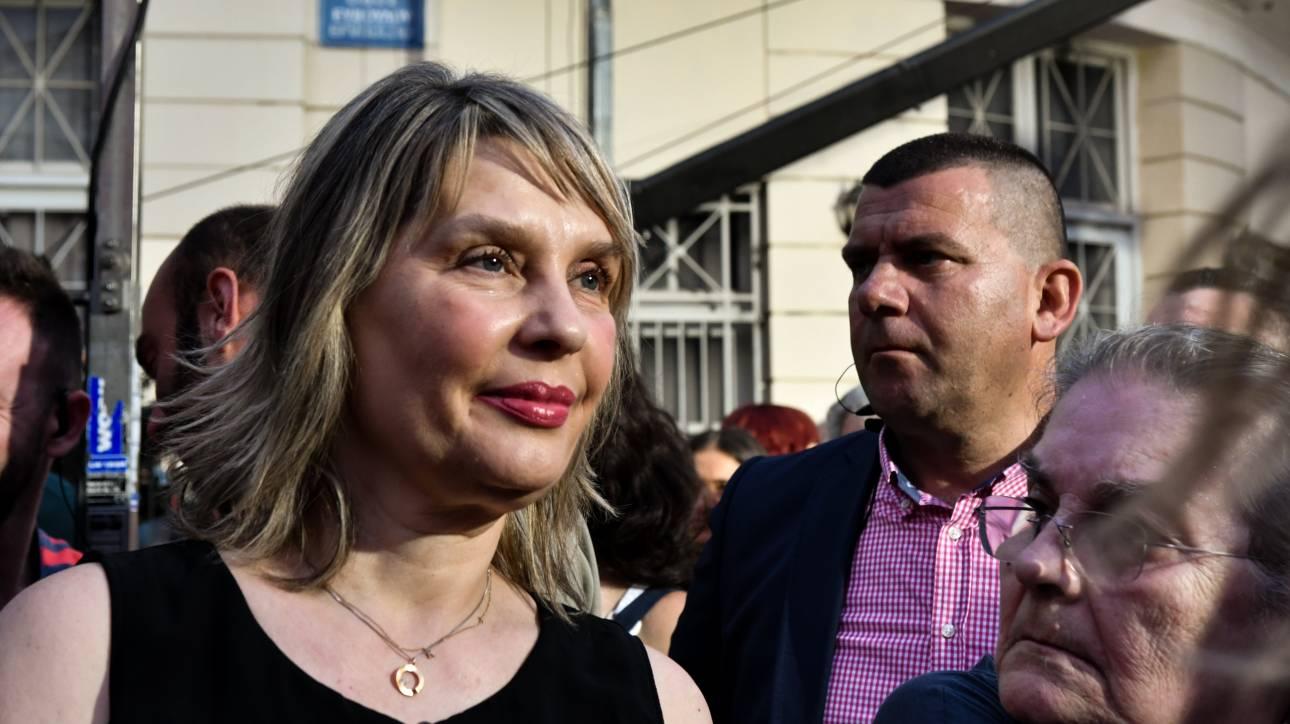 Εκλογές 2019: Υποψήφια με τον ΣΥΡΙΖΑ η Κατερίνα Παπακώστα