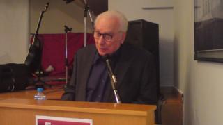 Πέθανε ο Τάκης Μπενάς, ιστορικό στέλεχος της Αριστεράς