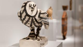 Πικάσο και αρχαιότητα: Μια ιδιαίτερη σχέση ξεδιπλώνεται στο Μουσείο Κυκλαδικής Τέχνης