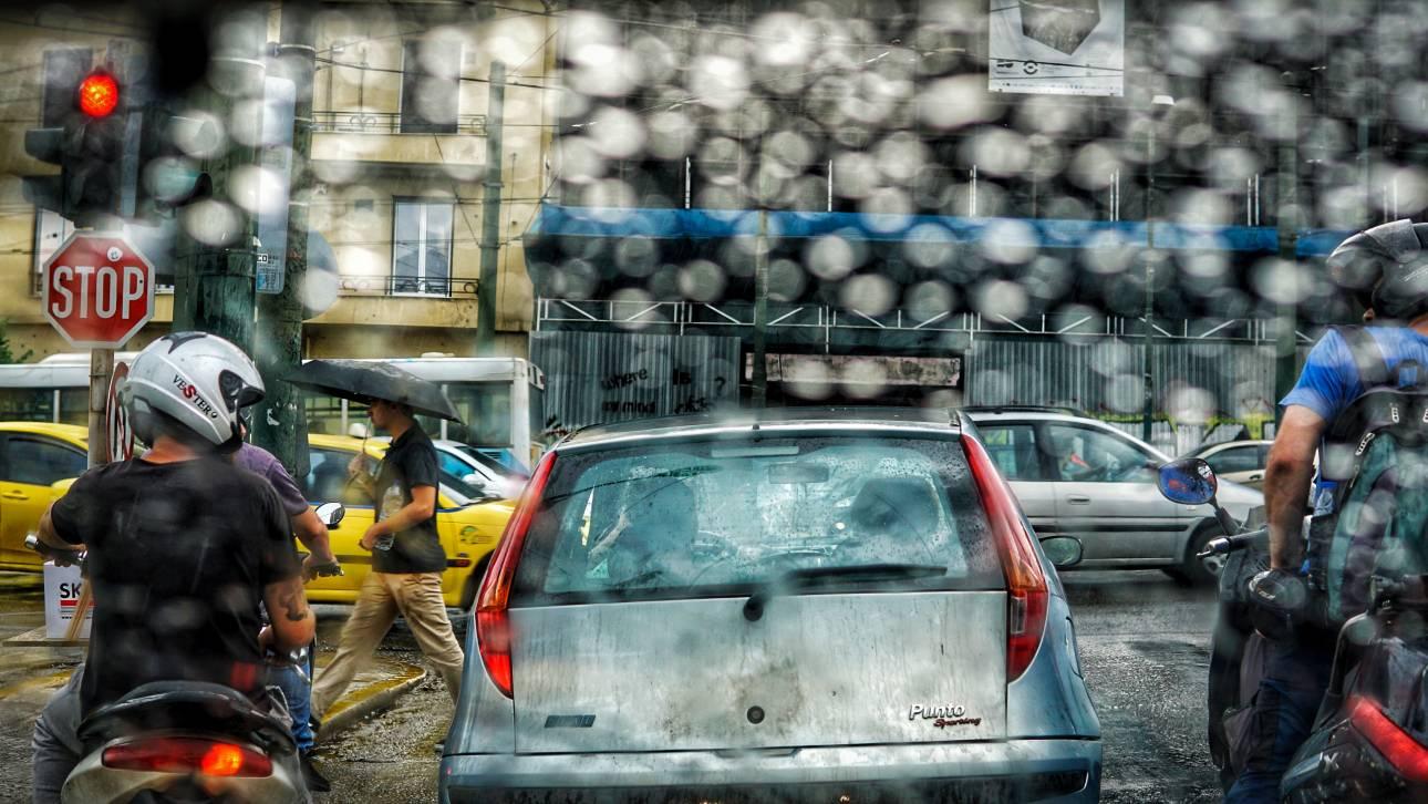 Καιρός: Κακοκαιρίας συνέχεια και την Παρασκευή - 13η συνεχόμενη μέρα με βροχές και καταιγίδες
