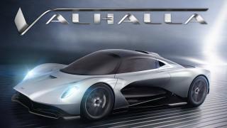Γιατί η Aston Martin ονόμασε το νέο της hypercar Valhalla;