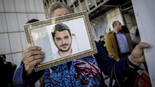 Μάριος Παπαγεωργίου: Ένταση στη δίκη για το φόνο του - «Είσαι δολοφόνος και ψεύτης, κρεμάλα θέλεις»