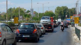 Νέες κυκλοφοριακές ρυθμίσεις σε Ποσειδώνος και Συγγρού